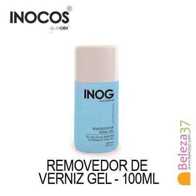 Removedor para Verniz Gel Inocos 100ml