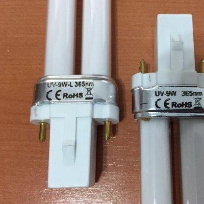 Lâmpada UV para Secador / Forno UV