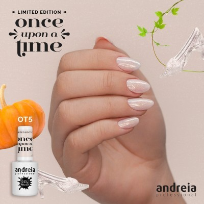 Verniz Gel Andreia OT5 – Cinderela: Glitter Cristal