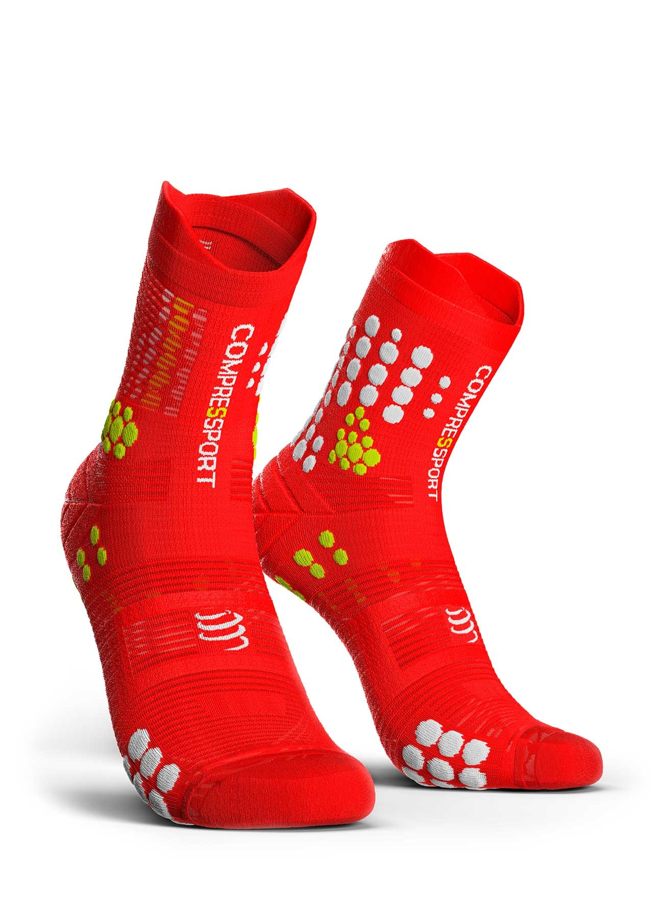 Racing Socks V3.0 Trail Vermelho