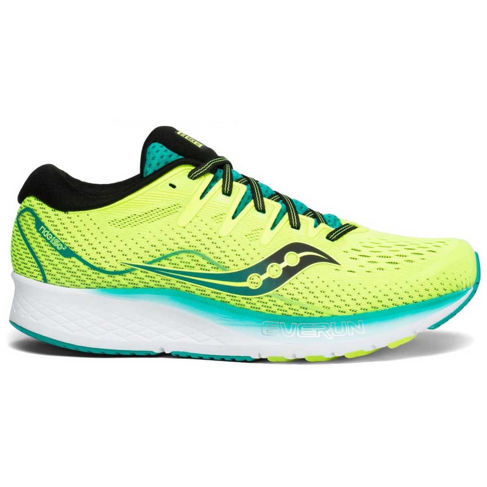 Saucony Ride Iso 2 Citron/Green