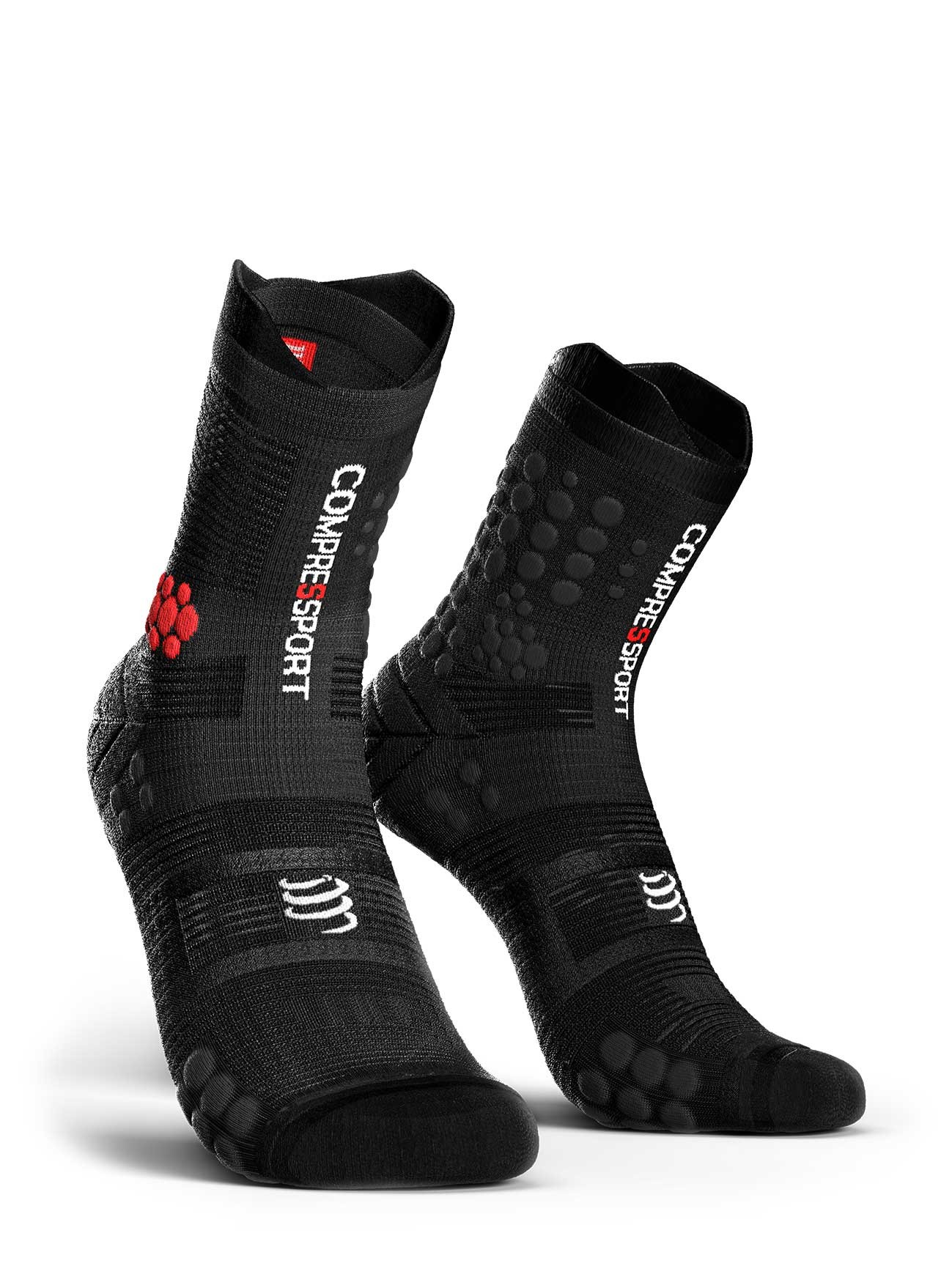 Racing Socks V3.0 Trail Preto