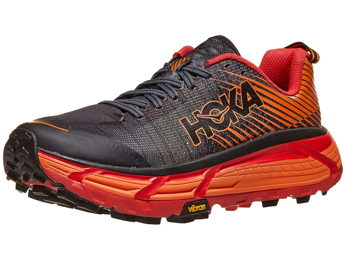 Hoka One One Evo Mafate 2 Men´s Black/Red