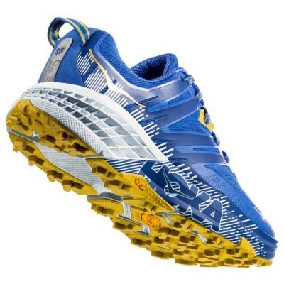 Hoka One One Speedgoat 3 Woman - Palace Blue/Bamboo