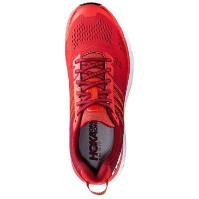 Hoka One One Clifton 6 - Poppy Red / Rio Red