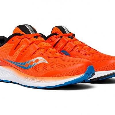 Saucony Ride ISO Orange/Blue