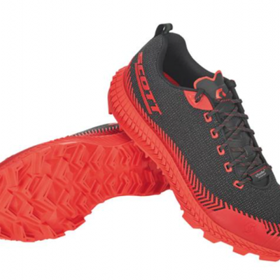 Scott Supertrack Ultra RC Black/Red
