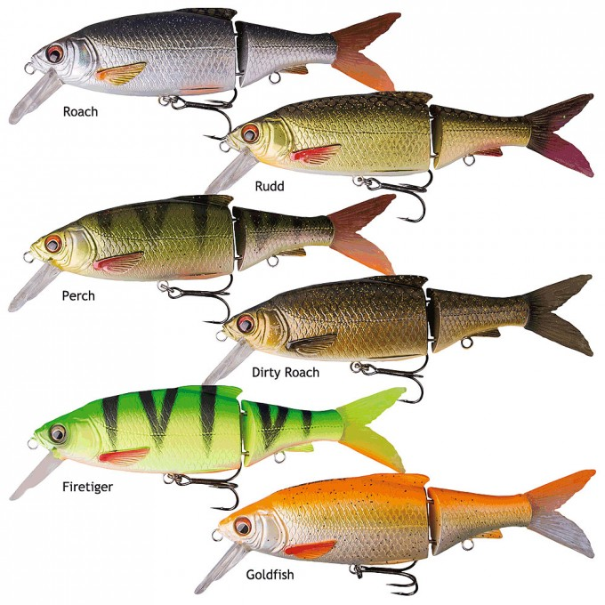 Amostra Savage Gear 3D Roach Lipster