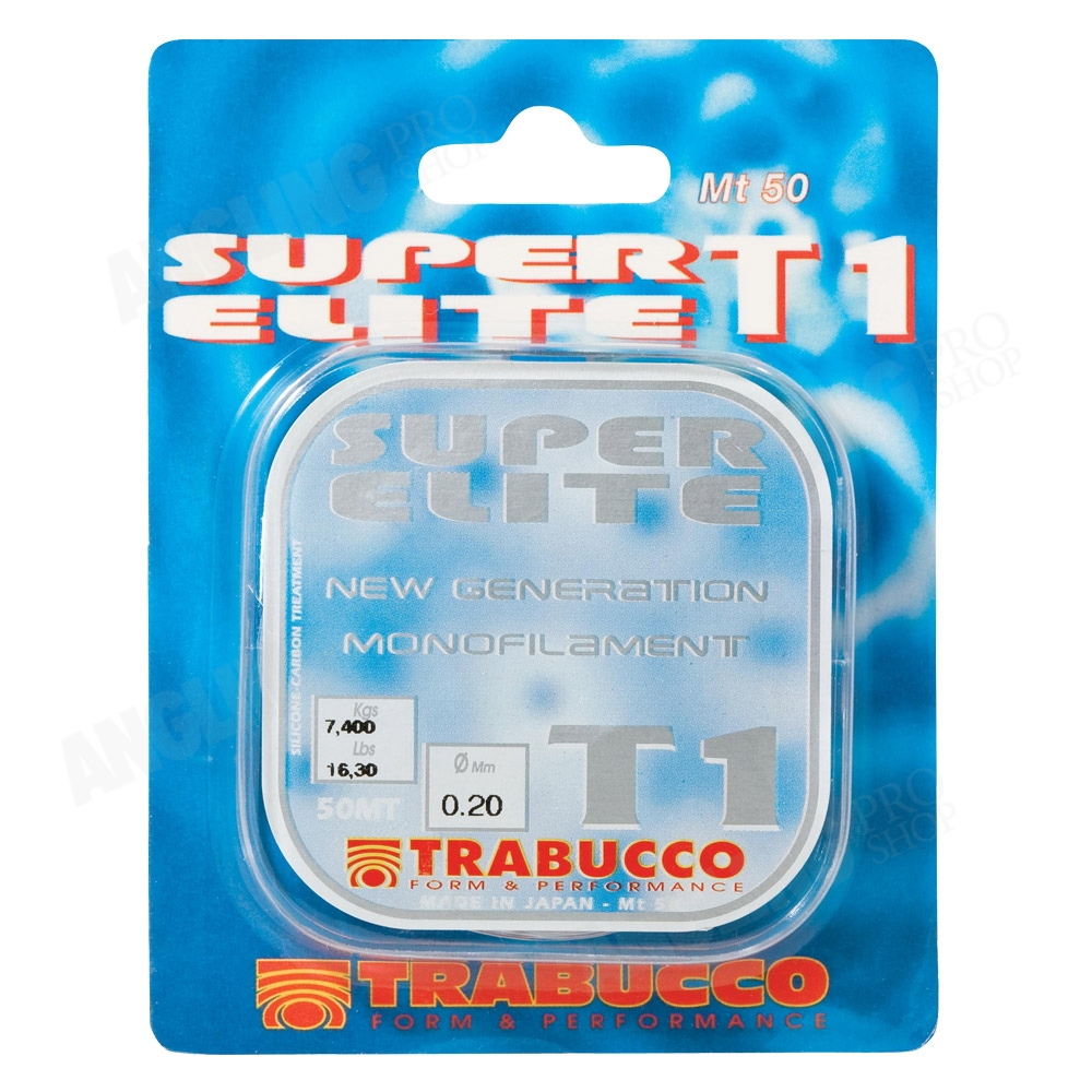 Fio Trabucco Super Elite 50M