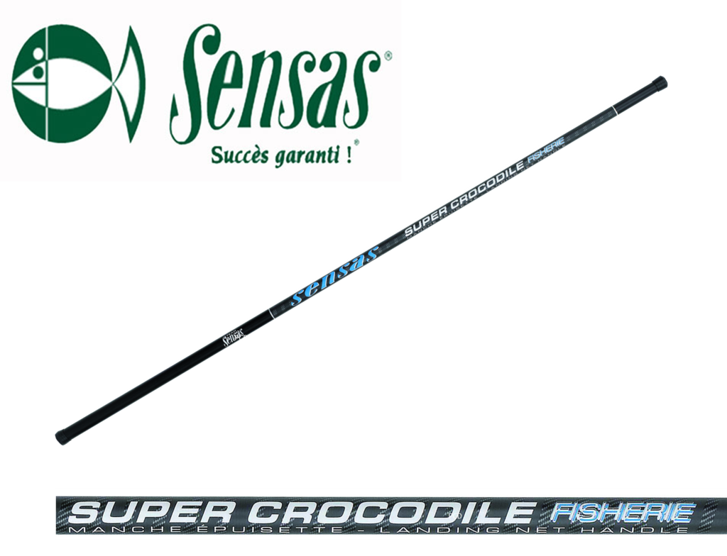 Cabo Camaroeiro Sensas Super Crocodile Fisherie 4.00M
