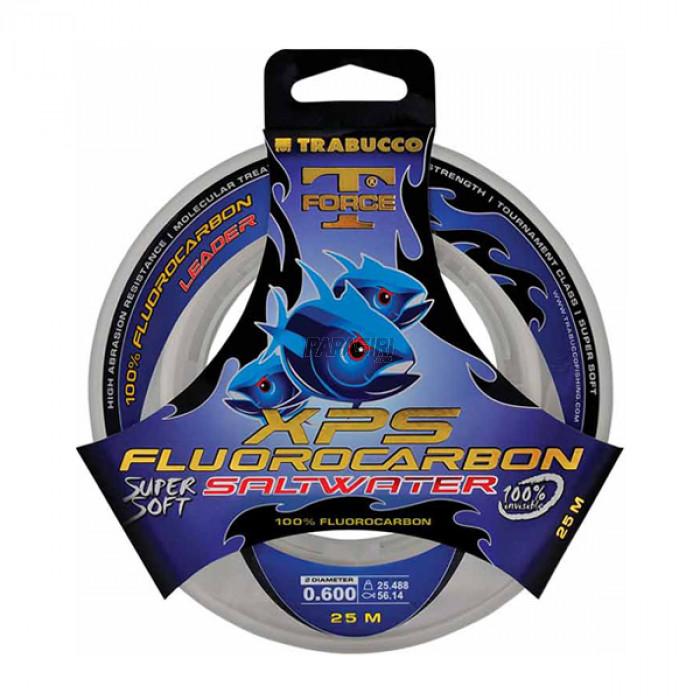 Fio Fluorcarbon Trabucco Saltwater 50M
