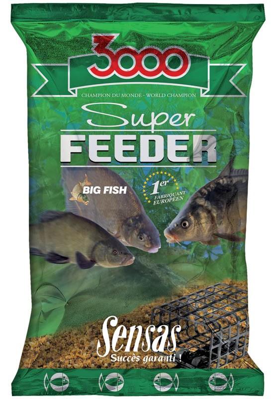 Engodo Sensas 3000 Super Feeder
