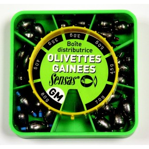 Olivestes Dispenser Sensas