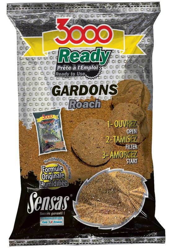 Engodo Sensas 3000 Ready Gardons