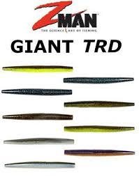 Amostra Z Man Giant TRD