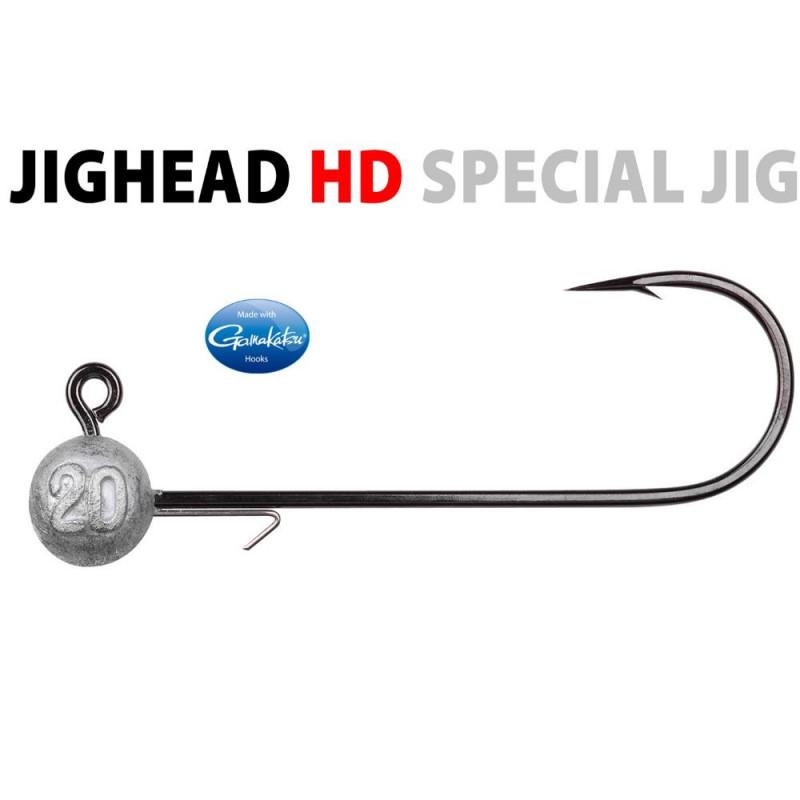 Cabeçote Spro Round Jig Head