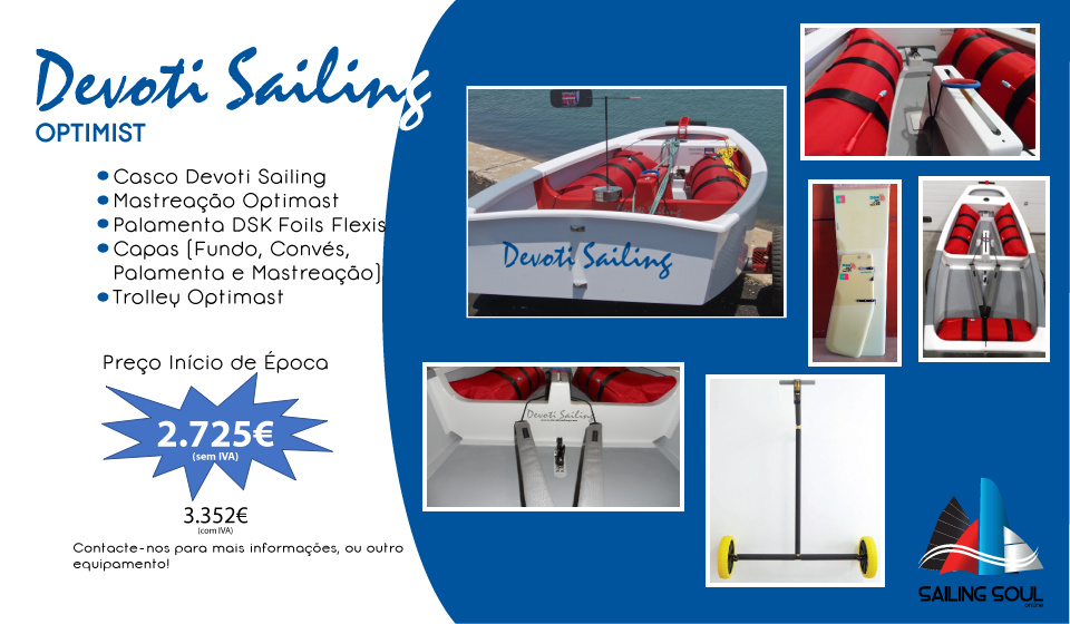 Optimist DevotiSailing Completo