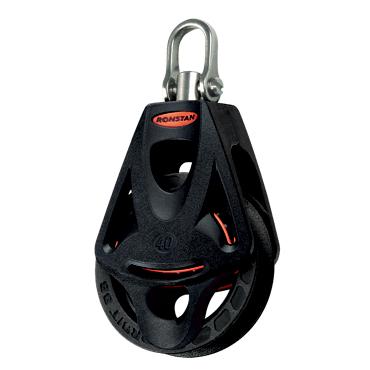 Serie 40 Ball Bearing Orbit™ Block (Single, becket, swivel head)
