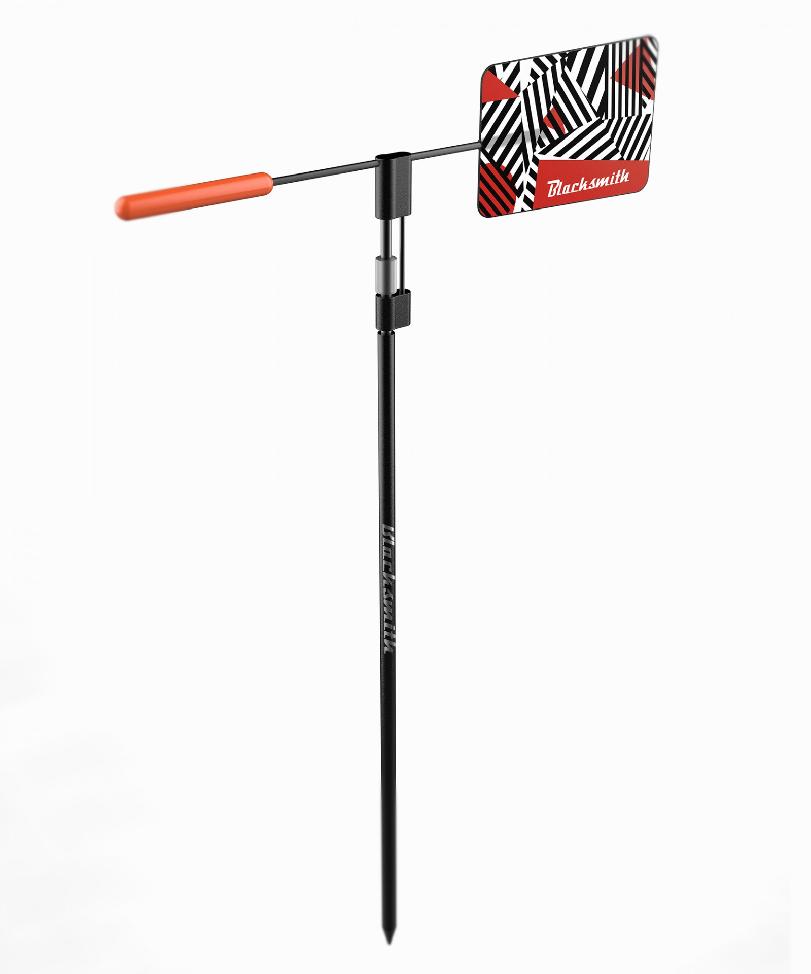 Optimist Wind Indicator - Crazy Kids - Zebra
