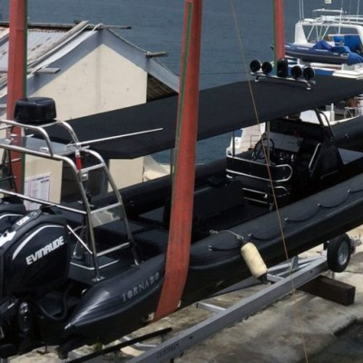 12.5M HIGH PERFORMANCE RIB