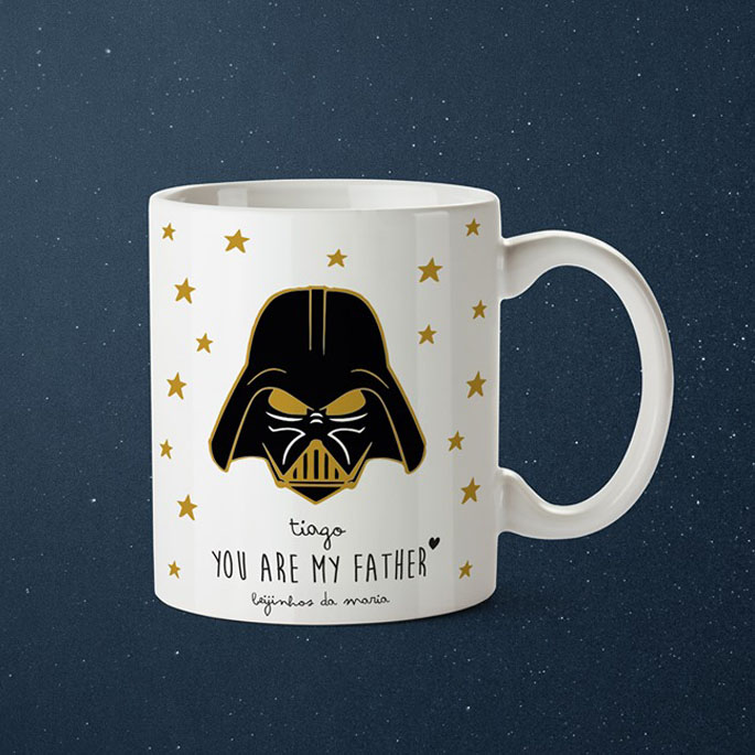Caneca You Are My Father