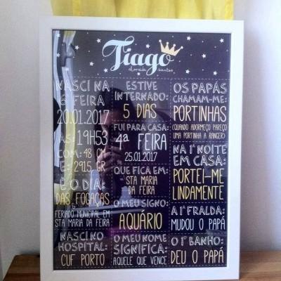 Poster, Informação e Características da criança