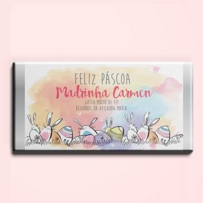 Chocolate Coelhos da Páscoa