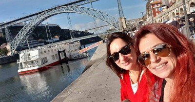 Sobre a nossa ida ao Porto