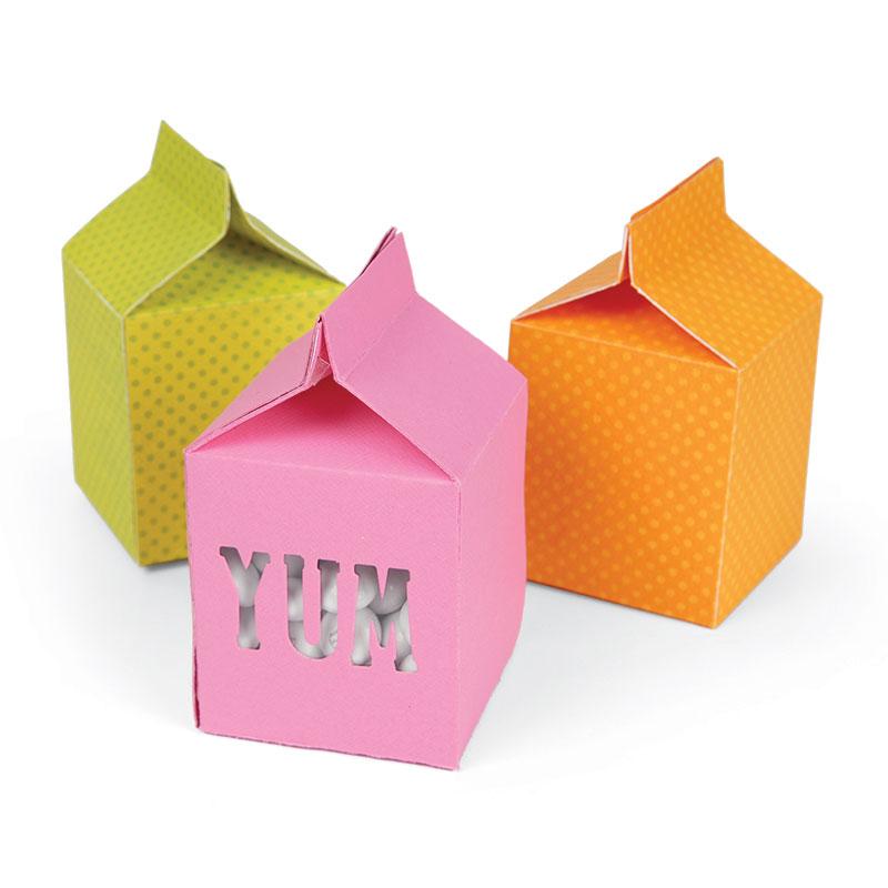 Box Milk Carton by Where Women