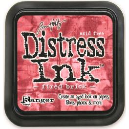 Distress Fired Brick