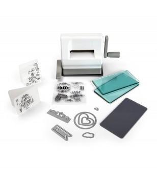 Sidekick  Starter Kit (White & Gray)