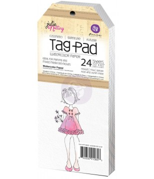 Papel Tags Watercoler