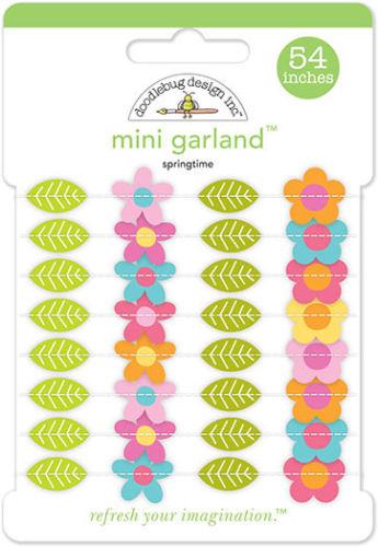 Mini Garland- Springtime