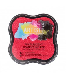Pearlescent Pigment Ink Pad - SOFT PINK