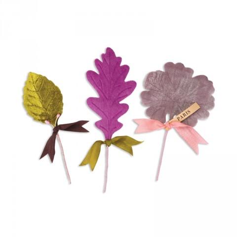 Millinery Leaves