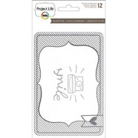 Silver Overlays 12pk