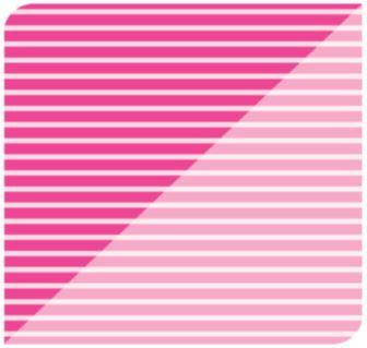 Linhas Rubi / Rosa Pálido