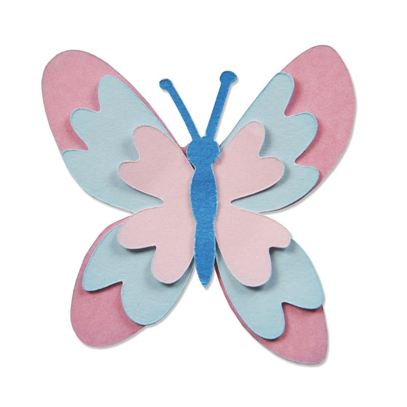 Meadow Butterfly by Craft Asylum
