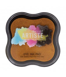 Dye Ink Pad DARK YELLOW