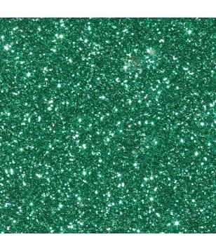 Papel A4 c/ Glitter Verde