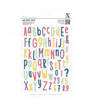 Folk Alphabet