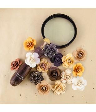 Flores de Papel The Archivist Fragments