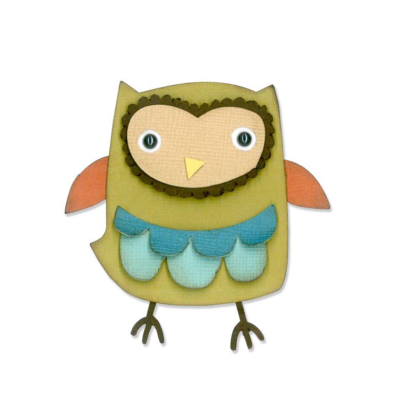 Owl by Debi Potter