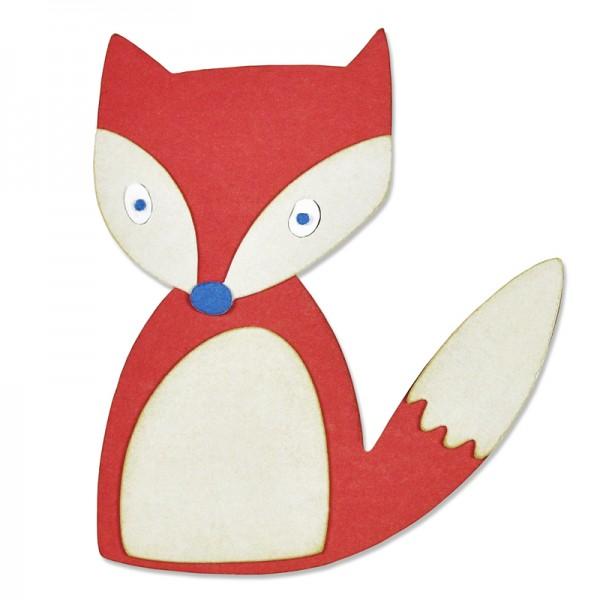 Friendly Fox by Craft Asylum