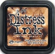 Distress Walnut Stain