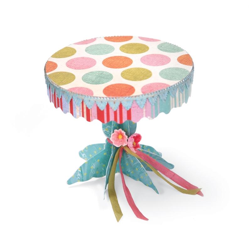 Mini Cupcake Stand by Brenda Walton