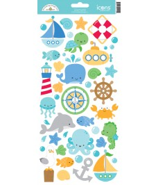 Anchors Aweigh - Icon Stikers