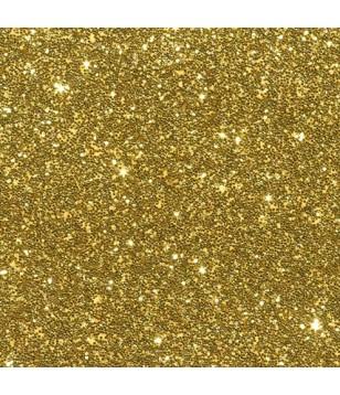 Papel A4 c/ Glitter Amarelo
