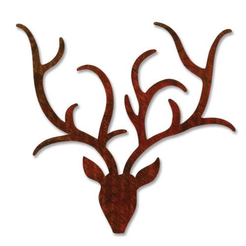Pre-Cortado Reindeer w/Antlers