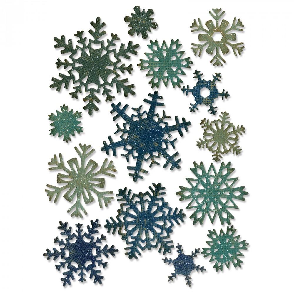 Paper Snowflakes, Mini